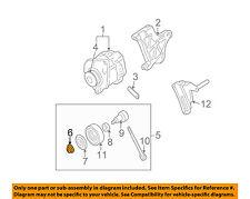 NISSAN OEM Alternator-Idler Pulley Nut 089112401A