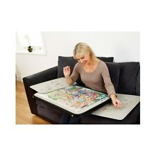 Jigsaw Mat Board Portable Puzzle Carry Case Storage Hobby Piece Accessory Deluxe