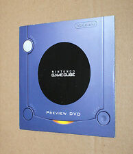2002 Nintendo GameCube Preview DVD Super Mario sunshine Star Fox Adventures etc