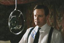 "Colin Firth ""The King´s Speech"" Autogramm signed 20x30 cm Bild"