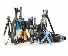 Lot of (25) Mini Tripods And Monopods, (Dynex, Joby & Etc.) Various Sizes - Ex