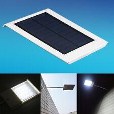 24 LED Ultra-thin Waterproof Solar Sensor Wall Street Light Outdoor Lamp GA##