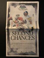 Pittsburgh Steelers Super Bowl XLIII Tribune-Review Newspaper
