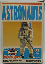 SPACE : ASTRONAUTS HO/OO SCALE MODEL SET MADE BY AIRFIX IN 1981 - VINTAGE (MLFP)