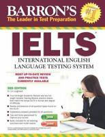 Barron's IELTS: International English Language Testing System [With 2 CDs].