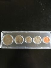 1976 D SET In Plastic HOLDER - 5 Coin Set Uncirculated