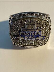 2011 New Era Pinstripe Bowl Iowa State Cyclones Player Ring Balfour