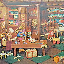 jigsaw puzzle 1000 pc Joan Steiner's Can you find? Christmas Look Alikes