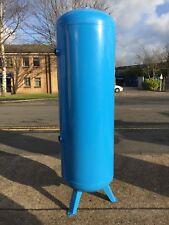 Air receiver. Vertical air tank  500 litre 10 bar WP European Made CE marked