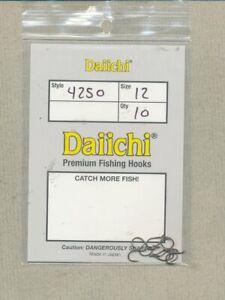 Daiichi 4250 - salmon egg - size 12 - quantity 10