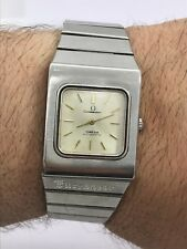 VINTAGE OMEGA CONSTELLATION BUCCANEER AUTOMATIC SWISS MENS JUST SERVICED
