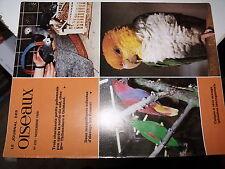 µµ Le Journal des oiseaux n°220 Oiseur parleurs Canari Harz