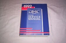 95  CHEVROLET  G VAN    SERVICE  MANUAL  --Check This Out--