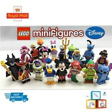 LEGO 71012 Disney Series 1 Minifigures packet opened to identify content New