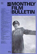 WARREN OATESMonthly Film BulletinApr1980