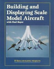 Building and Displaying Scale Model Aircraft with Paul Boyer-ExLibrary