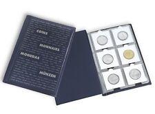 Album de poche pour pièces sous cadres cartonnés 120x188mm - Réf  325026