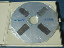 1 x Brand New Sony PCM D-1/2-2920 DASH Digital Audio 14in Reel To Reel Tape