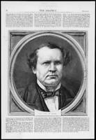 1872 Antique Print Portraits - Earl Derby Edward Henry Stanley  (89)