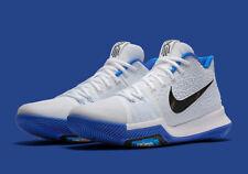 85d96f1f7e5 Nike Kyrie 3 Duke Blue Devils Hyper Cobalt Size 10. 852395-102 Jordan Kobe