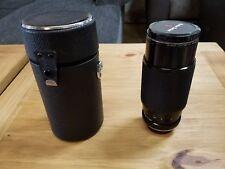 Vivitar Series 1 70-210mm VMC 1 2 8 40 macro Lens Canon FD mount cokinlight 62mm