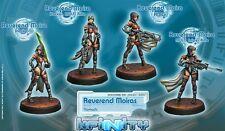 Infinity BNIB Nomads - Reverendas Moira (Box set of 4) 280561