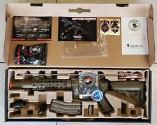 Lancer Tactical LT-15 Gen2 M4 CQB RIS SD AEG Airsoft Rifle w/ Battery & Charger