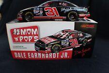 Dale Earnhardt Jr 1996 Action #31 1:24 Mom N Pops #146 of 7500 made