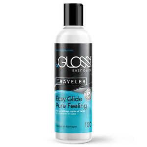 beGLOSS Easy Glide 100 ml  Glissez dans le latex plus rapidement et facilement