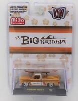 M2 Machines 1973 Chevrolet Cheyenne 10 Square Body Da Big Kahuna MIJO Exc. 20-59