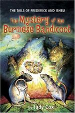 The Mystery of the Burmese Bandicoot (Tails of Fre