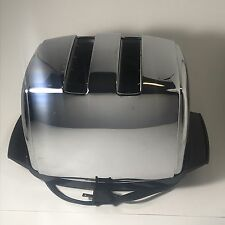 Vtg Sunbeam Toaster Model T-35 Radiant Control Auto Drop/Rise Chrome Toaster