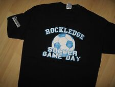 Bambi Soccer Team Tee - Rockledge Game Day School Football Player T Shirt Med