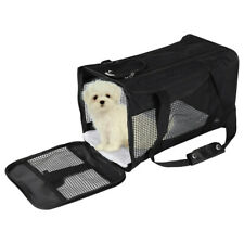 Pet Carrier Backpack Adjustable Puppy Cat Dog Carrier Travel Bag Mesh Pack Mr