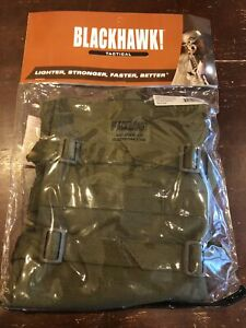 Blackhawk Removable Side Plate Carrier Pouch Olive Drab  32AC08OD (Set of 2)