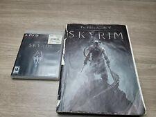 Elder Scrolls V: Skyrim: Prima Official Guide WITH GAME  *NO POSTER*
