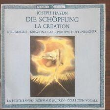 Die Schöpfung The Creation J Haydn 2xCD Neil Mackie Krisztina Laki Huttenlocher