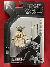 Star Wars Black Series 6 Inch................YODA