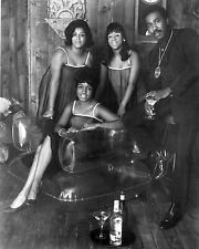"The Exciters 10"" x 8"" Photograph no 1"