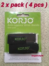 Korjo AN-56 Anti-nausea Wrist Bands