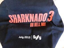 SyFy Sharknado 3 promo tote bag 2015  B7