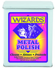 Wizards Metal Polish treated Cloth kit