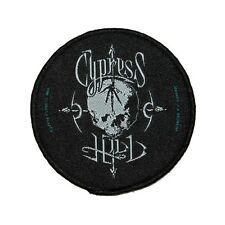 Cypress Hill Arrow Skull Logo Patch Hip Hop Music Band Jacket Sew On Applique