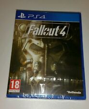 FALLOUT 4 PS4 New Sealed UK PAL Version Game Sony PlayStation 4 fall out IV