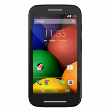 Motorola Moto E (1st Generation) - Black - Cricket - Unlocked GSM Phone