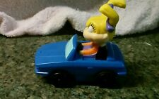 Burger King kids club Rugrats pull back car 1998 Viacom