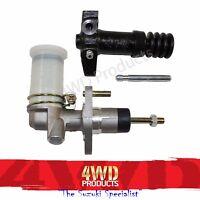 Clutch Master & Slave Cylinder - Suzuki Grand Vitara XL7 2.7-V6 H27A (01-8/03)
