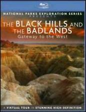 BLACK HILLS AND THE BADLANDS New Blu-ray National Parks Exploration Series