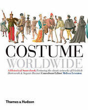 New, Costume Worldwide: A Historical Sourcebook, Melissa Leventon, Book