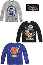 Magliette, maglie e camicie grafico a manica lunga per bambini dai 2 ai 16 anni